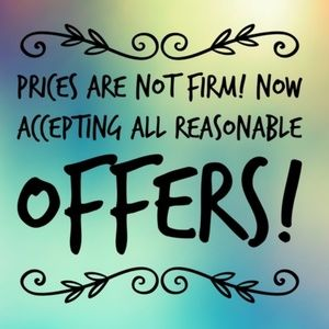 Other - Accepting ALL Reasonable Offers!!